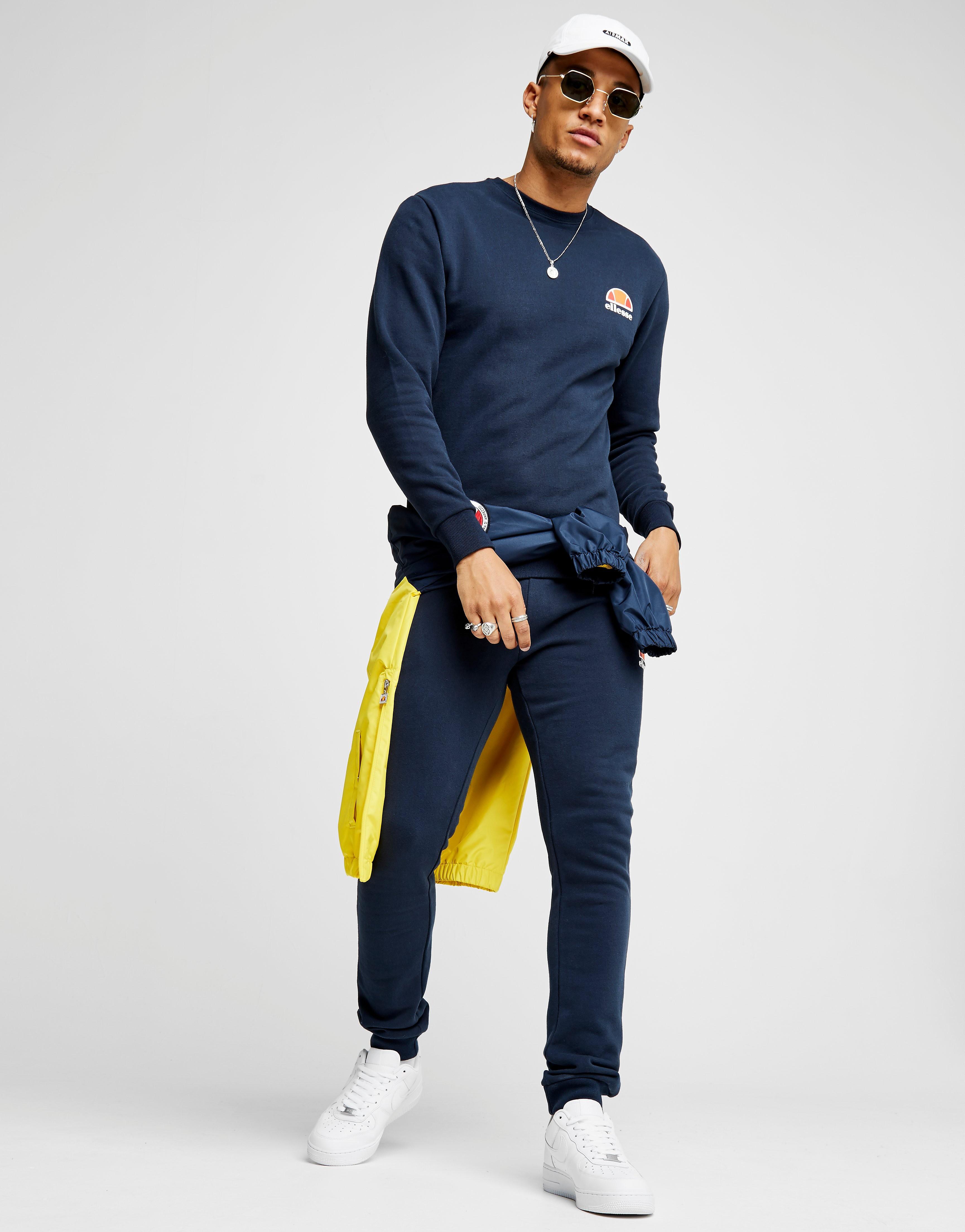 Ellesse Diveria Crew Sweatshirt Heren