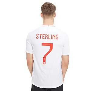 Nike England 2018 Sterling  7 Home Shirt ... cc1d89849