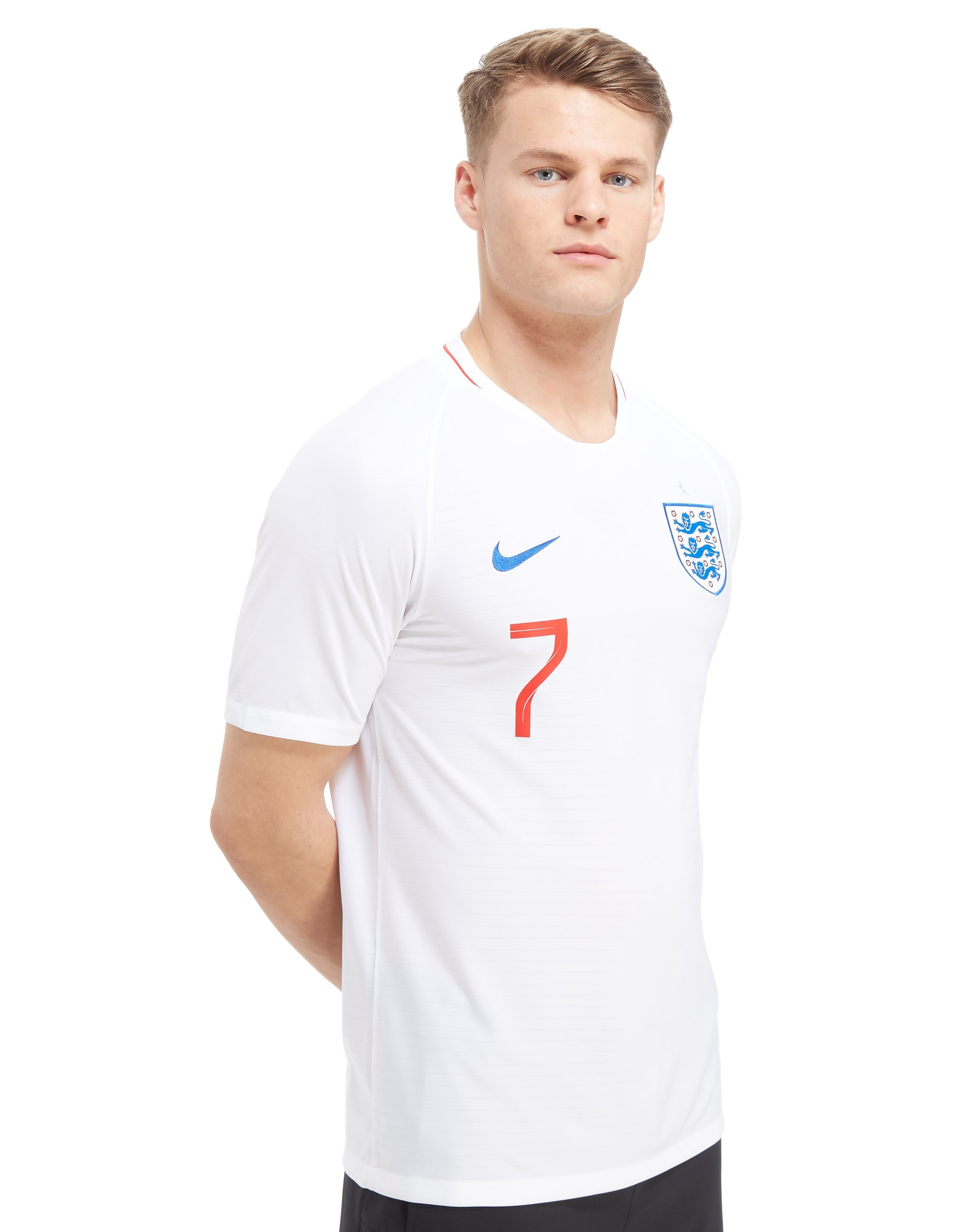 Nike England 2018 Sterling #7 Home Shirt
