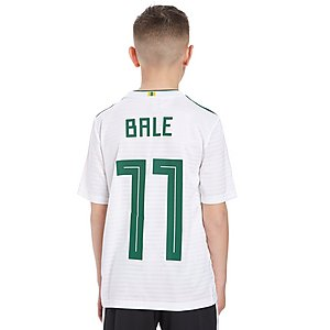 adidas Wales 2018 Away Bale  11 Shirt Junior ... e6cc06375