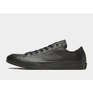 4ae0ca8746d Converse All Star Ox Leather Mono ...
