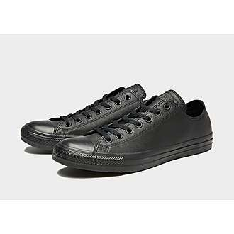 Converse All Star Ox Leather Monochrome