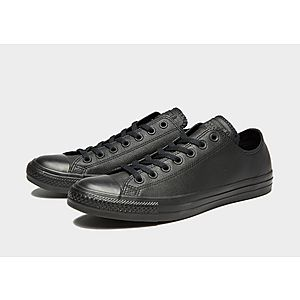 42ac68a6d5c6 Converse All Star Ox Leather Mono Converse All Star Ox Leather Mono