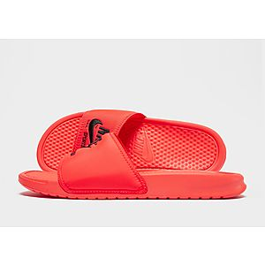 newest 7c443 41d76 Nike Sportswear Benassi Text Slides ...