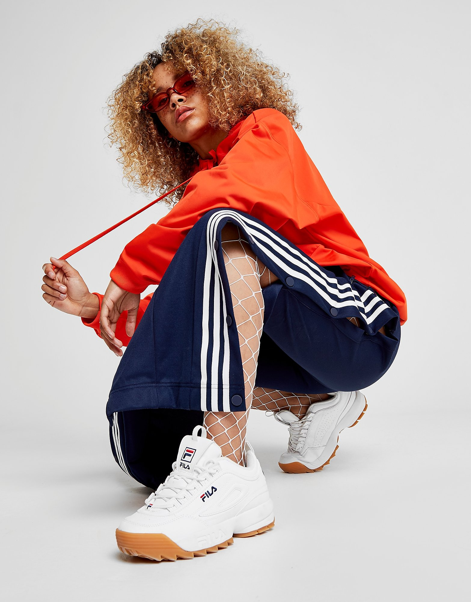 adidas Originals Trefoil Snap Pants