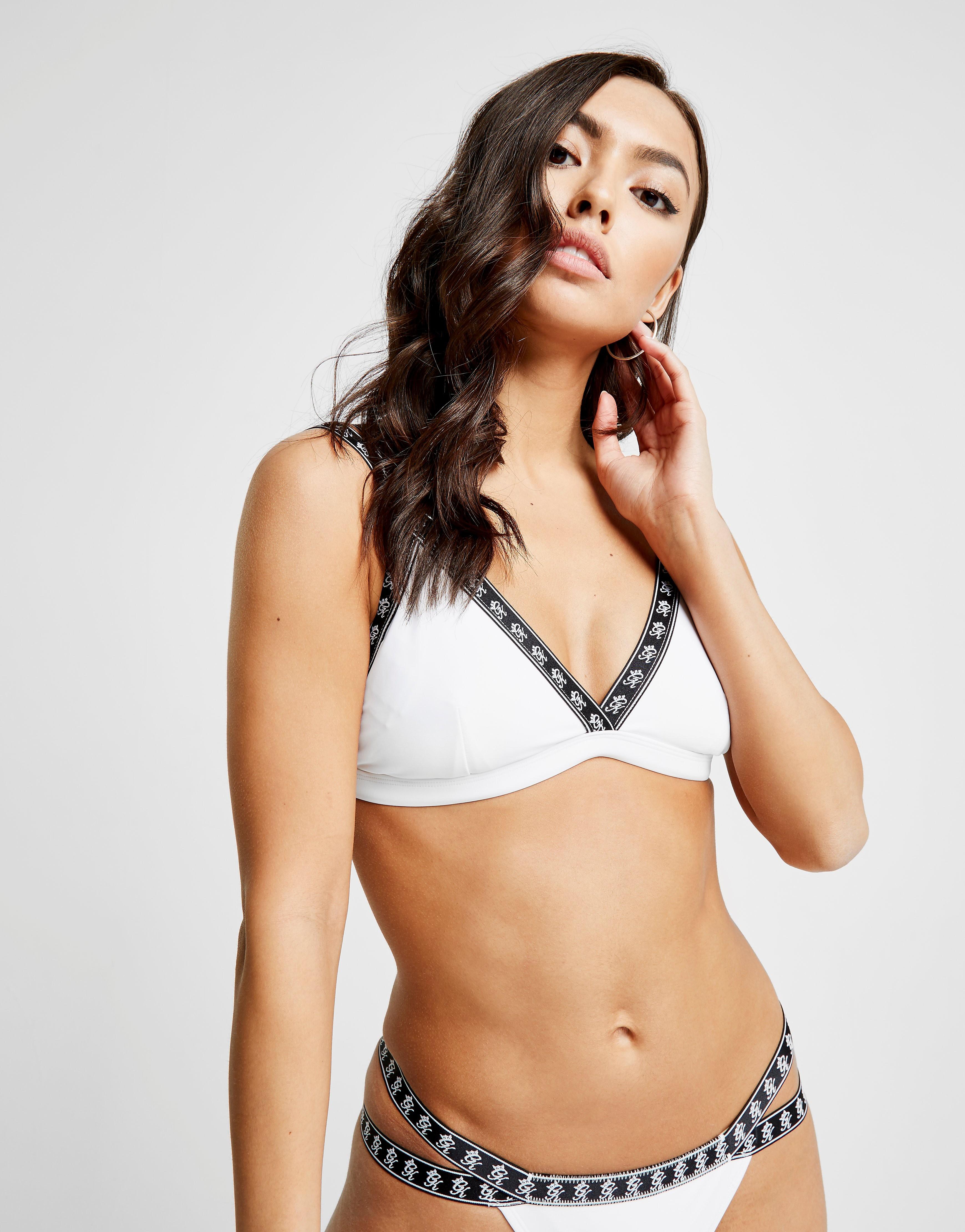 Gym King Tape Bikini Top