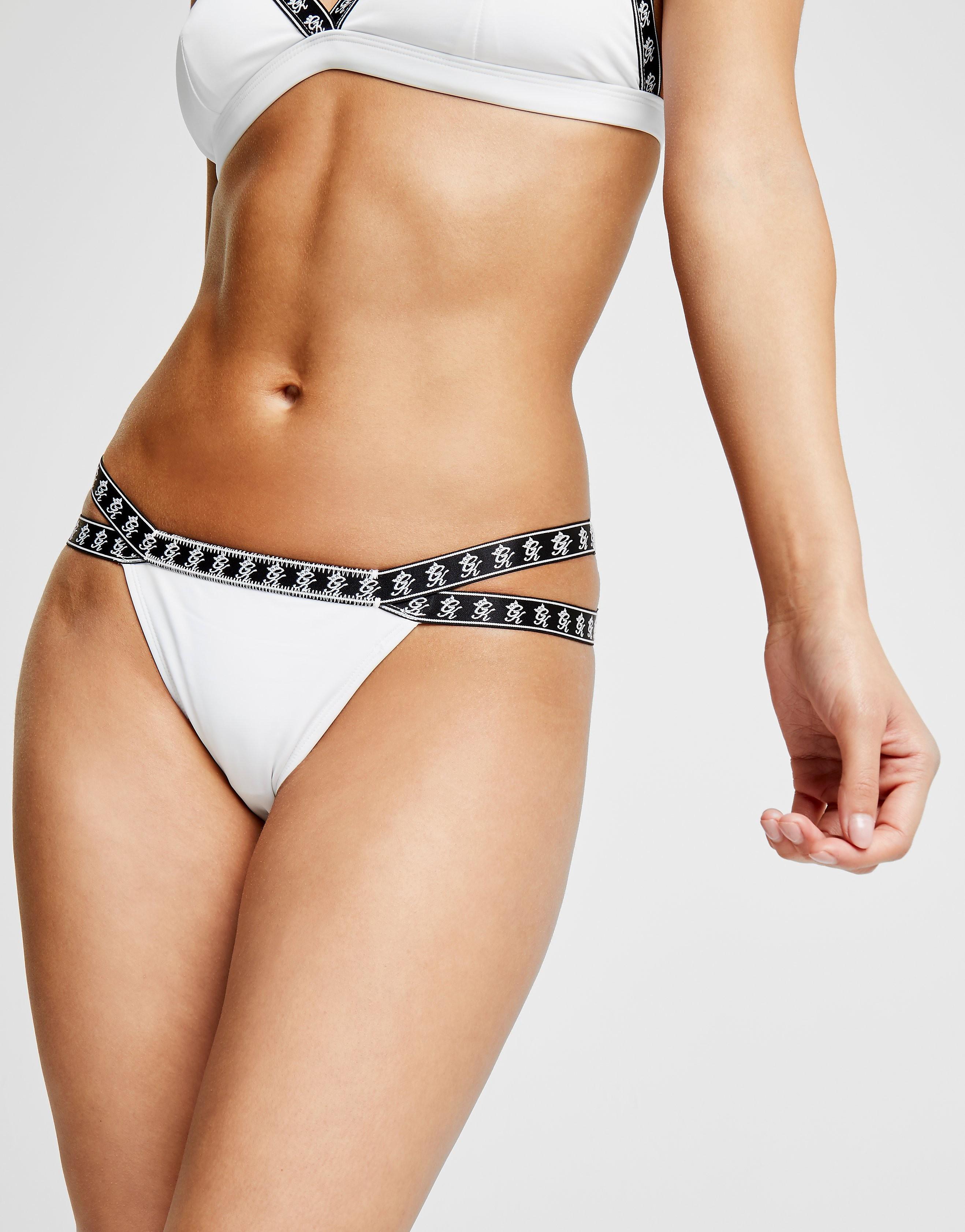 Gym King Tape Bikini Bottoms
