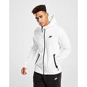 Nike Tech Ponte Full Zip Hoodie ... 02a8b5614f