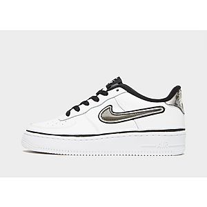 best service 381b0 496af Nike Air Force 1 Low NBA Junior ...