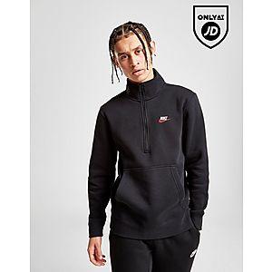 Nike Foundation 1 2 Zip Sweatshirt ... 75f28f3c72