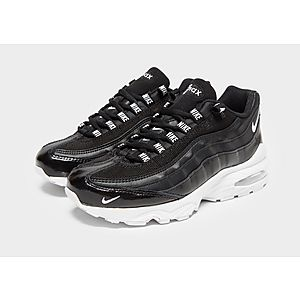 nike tn trainers junior black