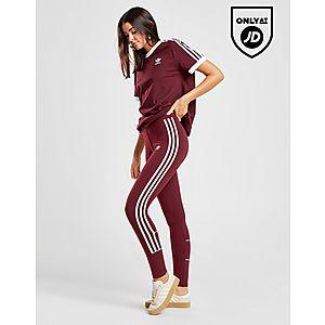 adidas Originals 3-Stripes Piping Leggings ... 173a09b938