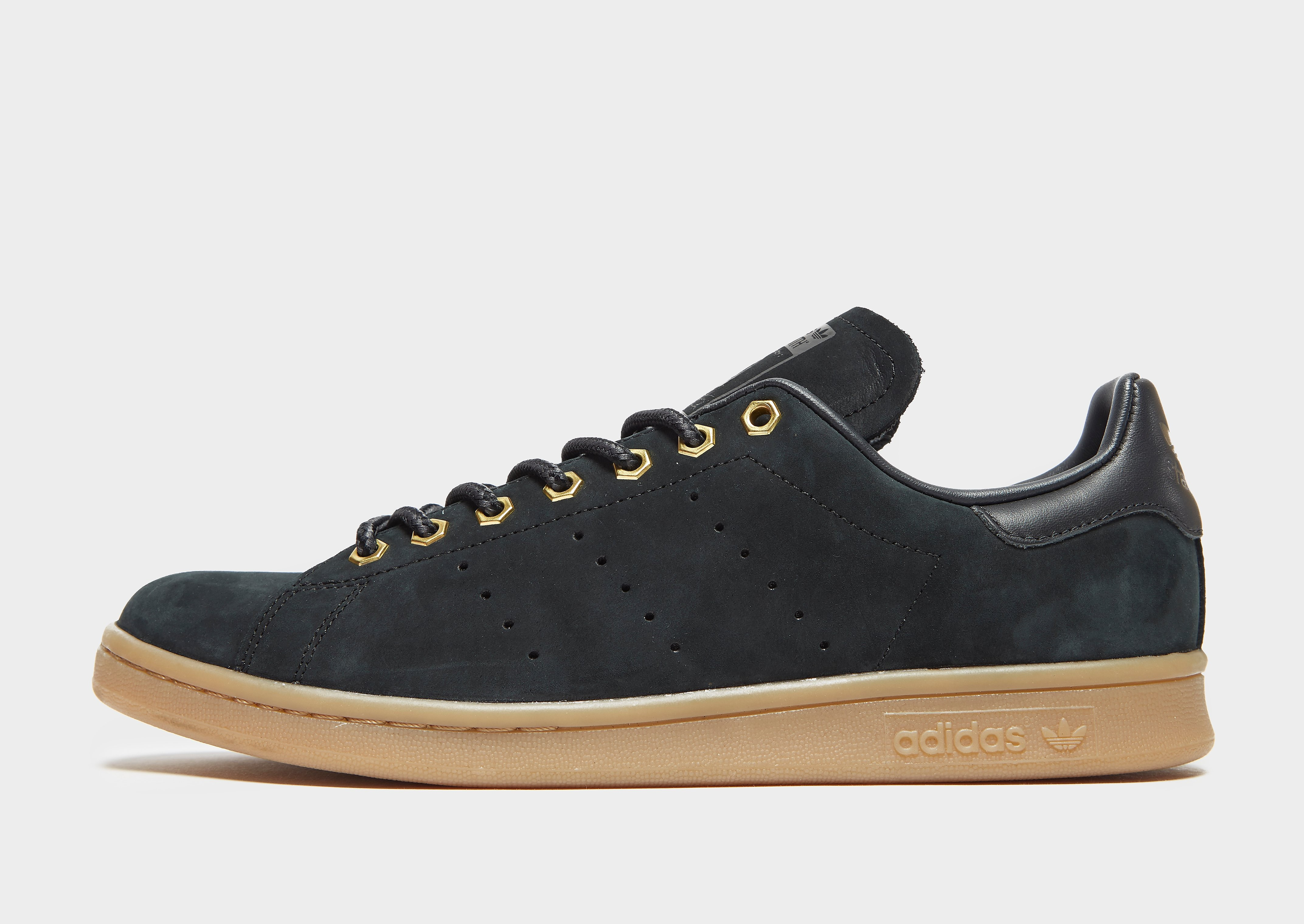 adidas Originals Stan Smith Homme - Noir, Noir