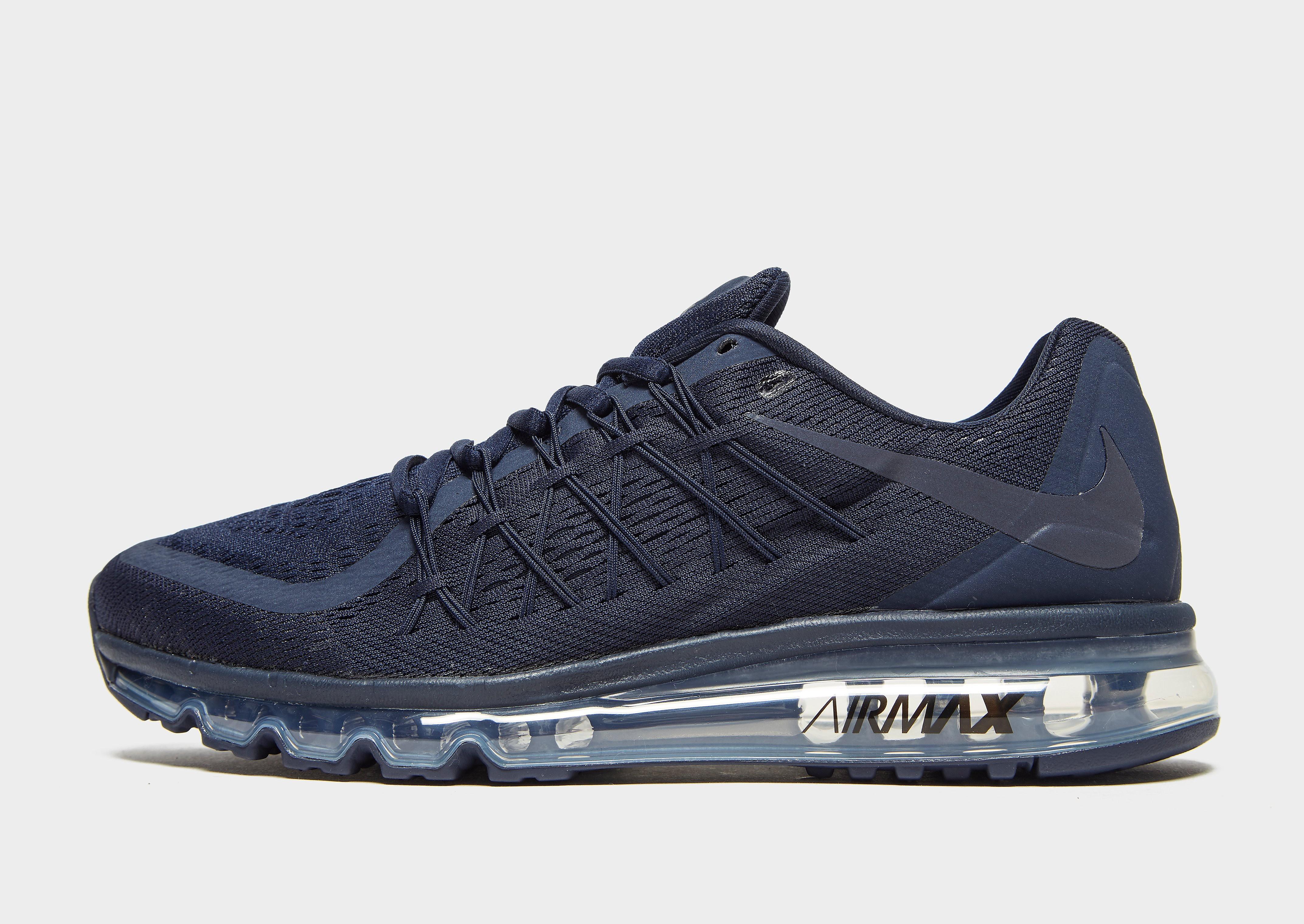 Nike Air Max 2015 herensneaker blauw