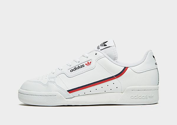 Adidas Continental 80 Junior, Blue/Red