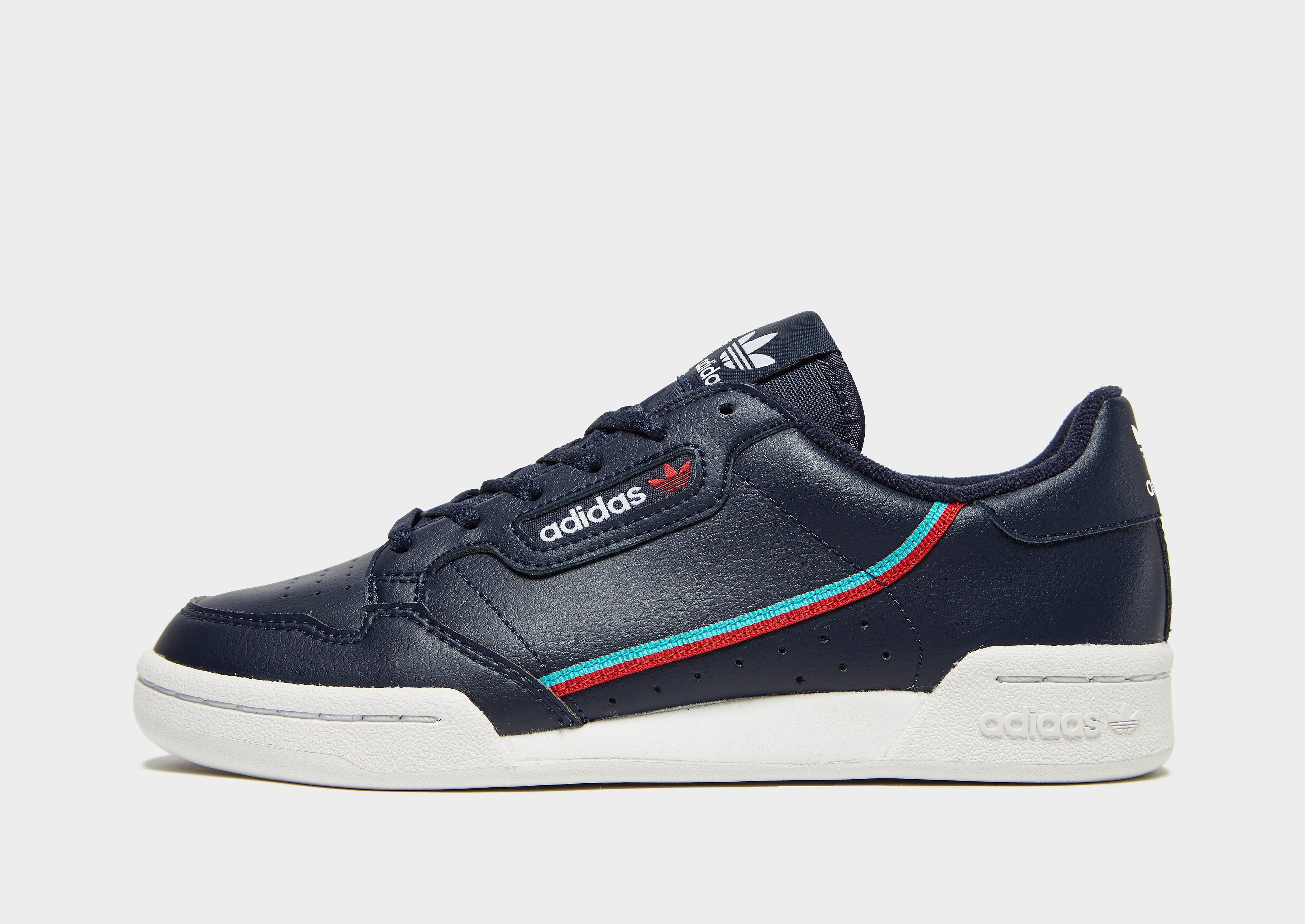 adidas Originals Continental 80 Junior - Blauw - Kind