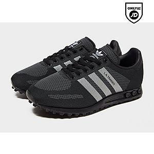 pretty nice 842c8 3217e adidas Originals LA Trainer Weave   JD Sports
