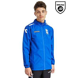 Diadora Birmingham City Junior Shower Jacket