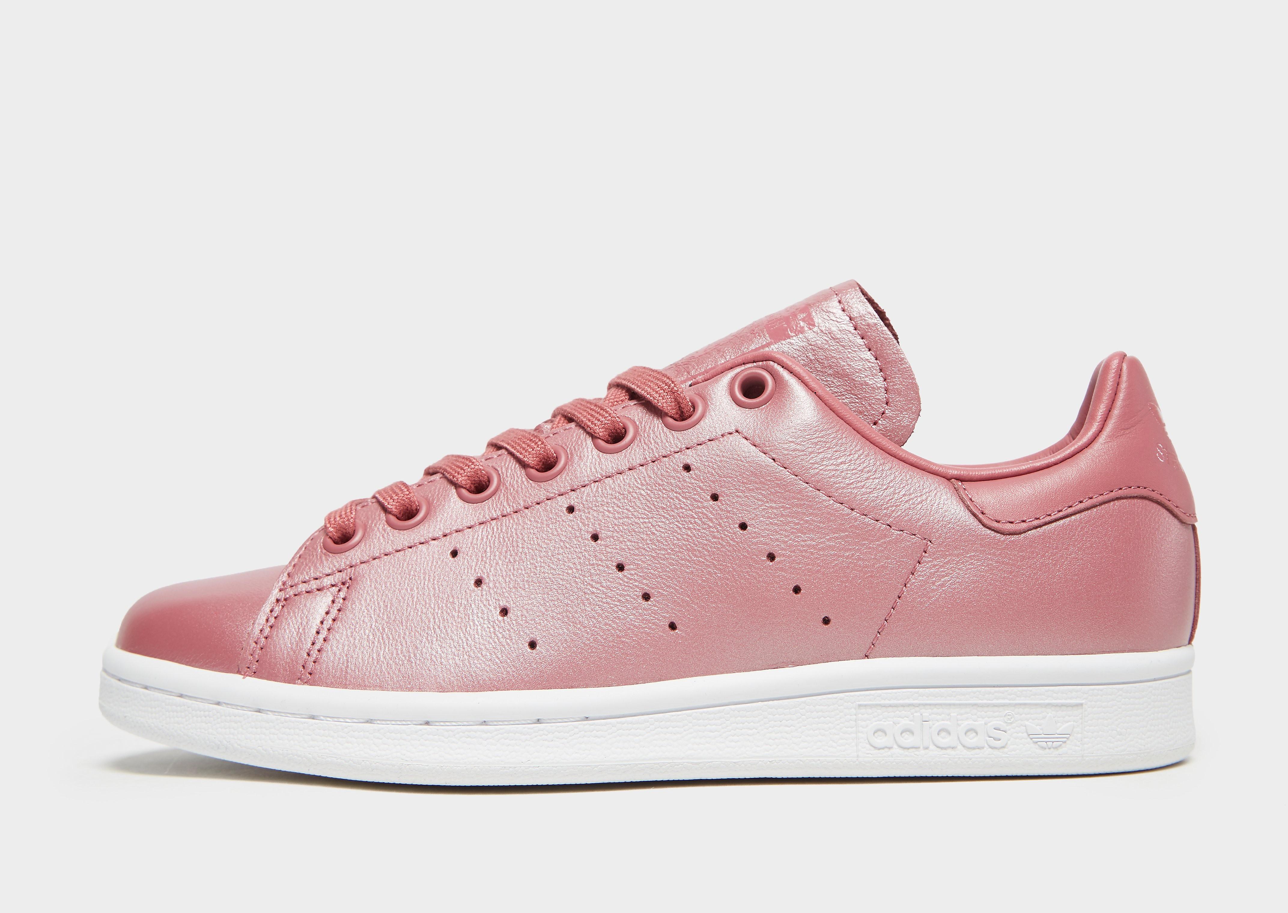 Adidas Stan Smith damessneaker roze