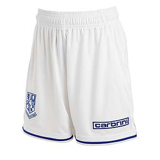 Carbrini Tranmere Rovers 2014 Junior Home Shorts
