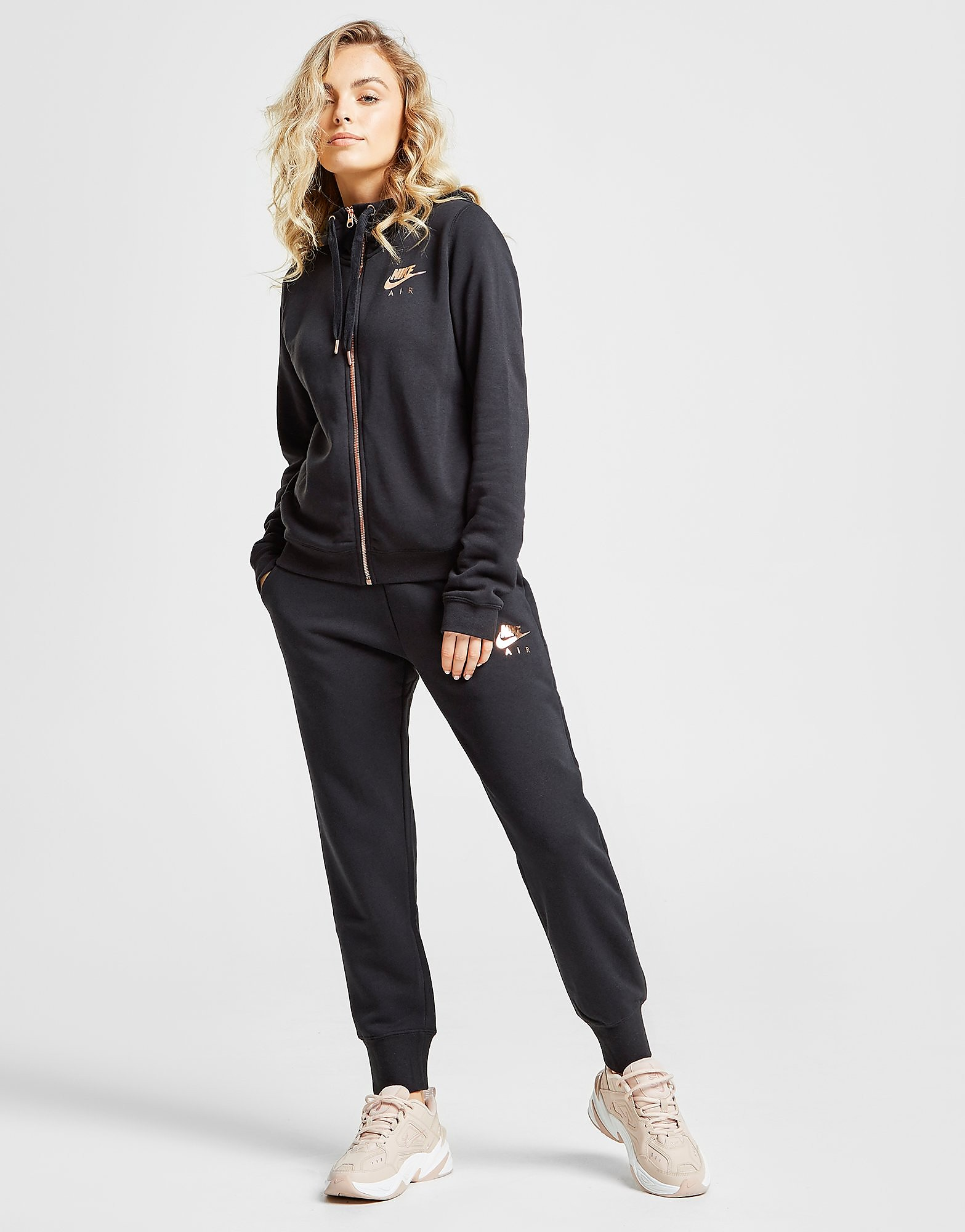 Nike Air Fleece Pants Dames - Zwart - Dames