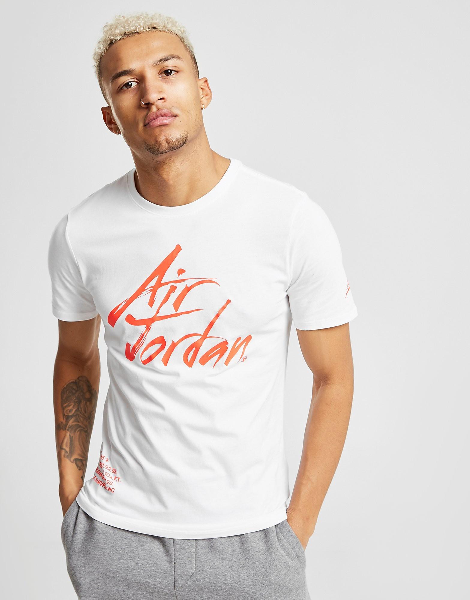 Jordan GOAT T-Shirt - Wit - Heren
