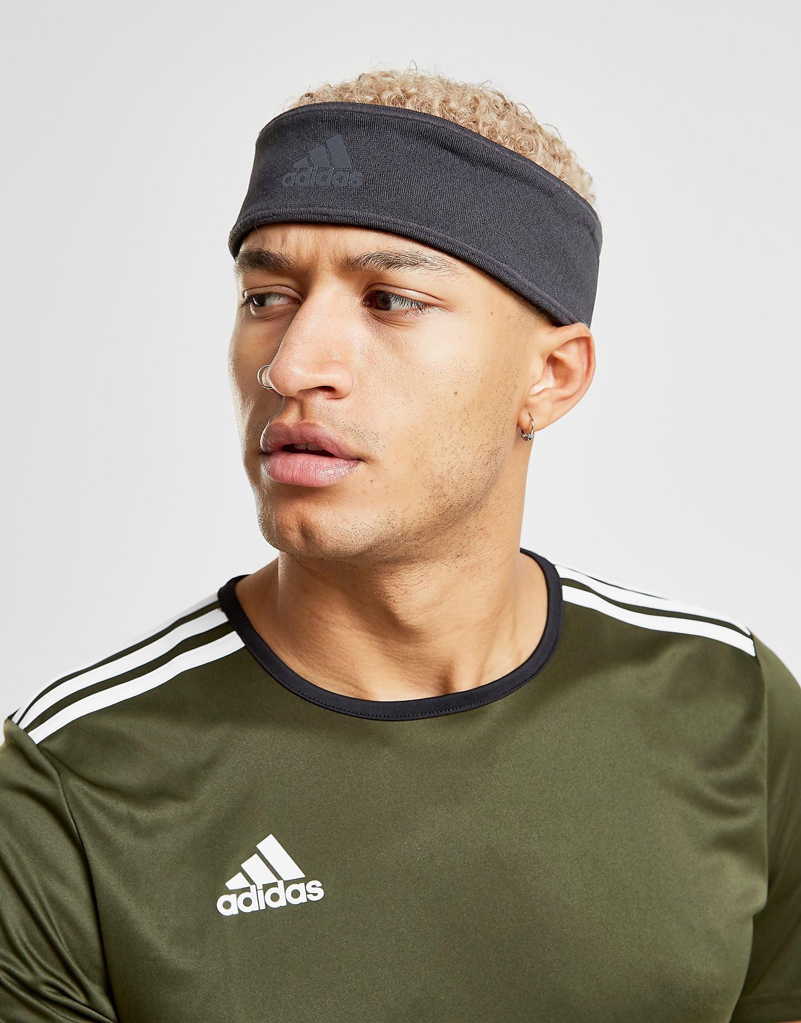 adidas Clima Run Headband - Grijs - Heren