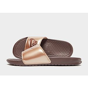 3083c903909 Nike Benassi Just Do It Slides Women s ...