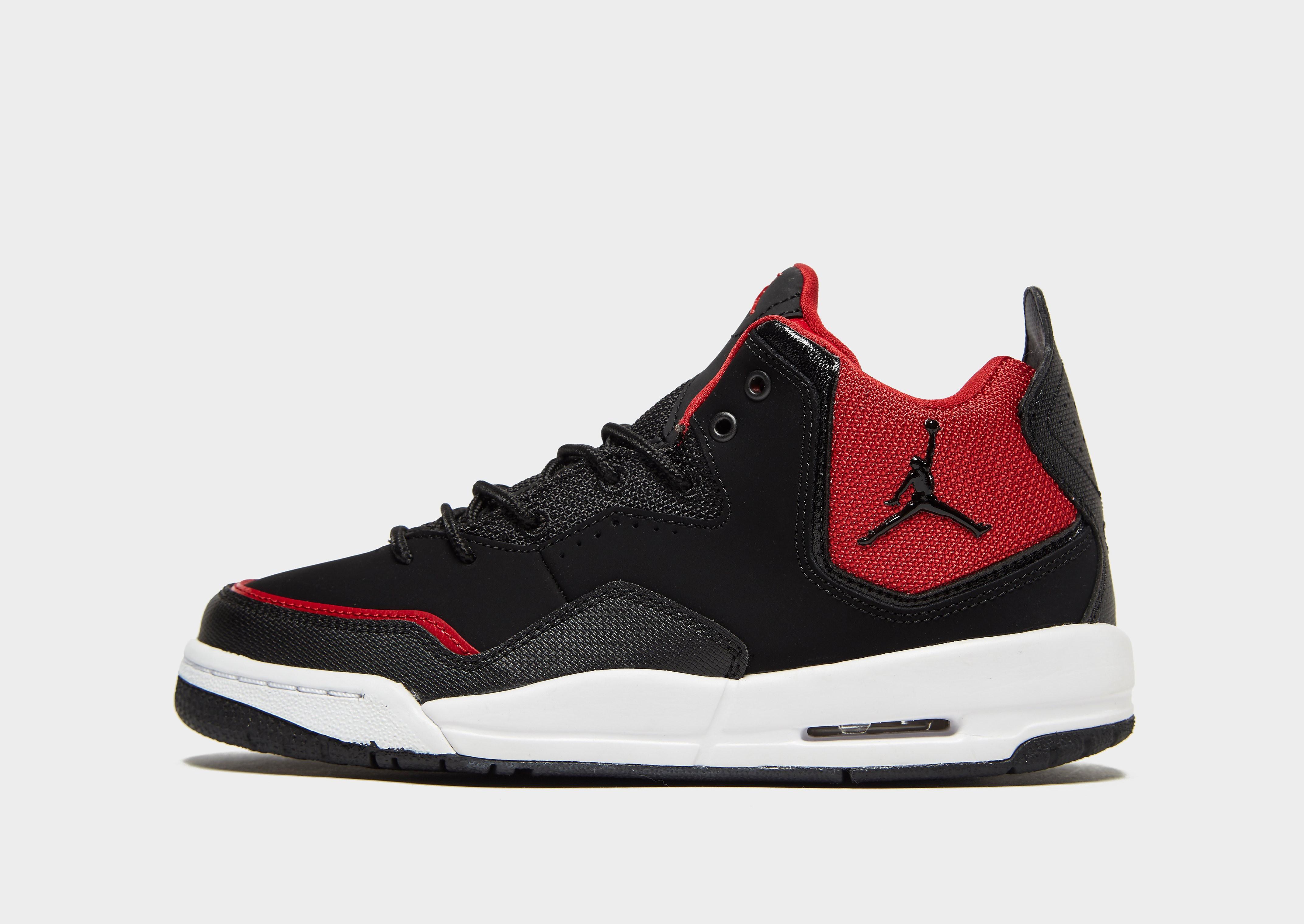 Jordan kindersneaker zwart