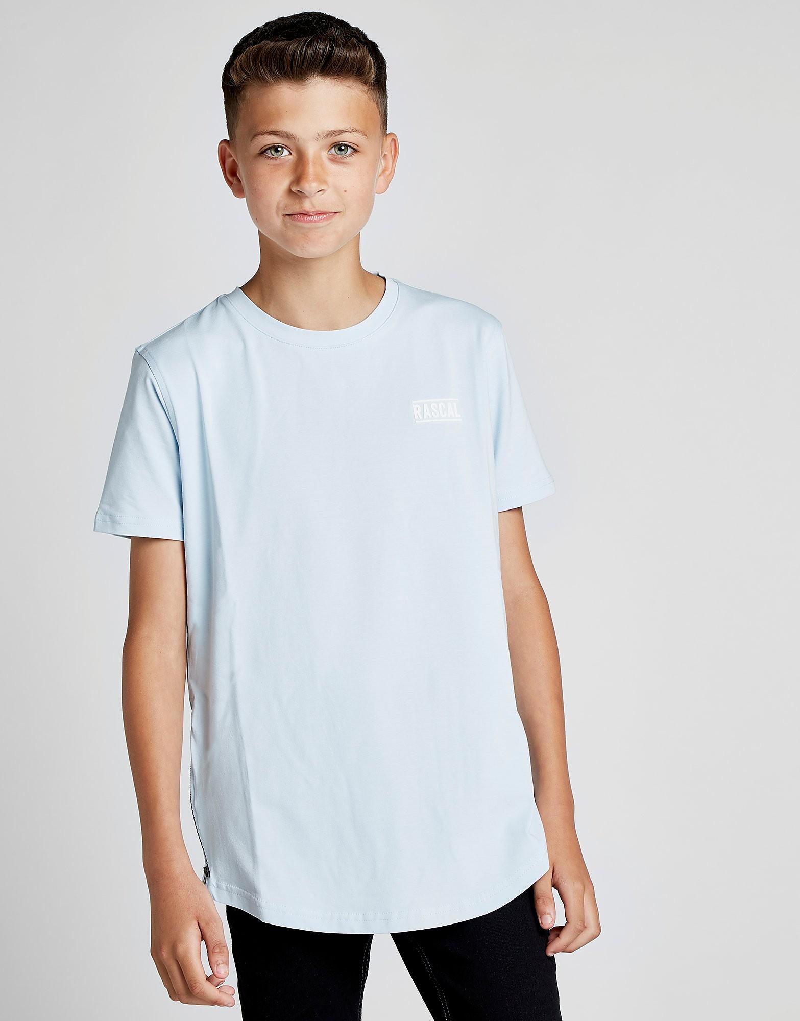 Rascal Excel Zip T-Shirt Junior - Blauw - Kind