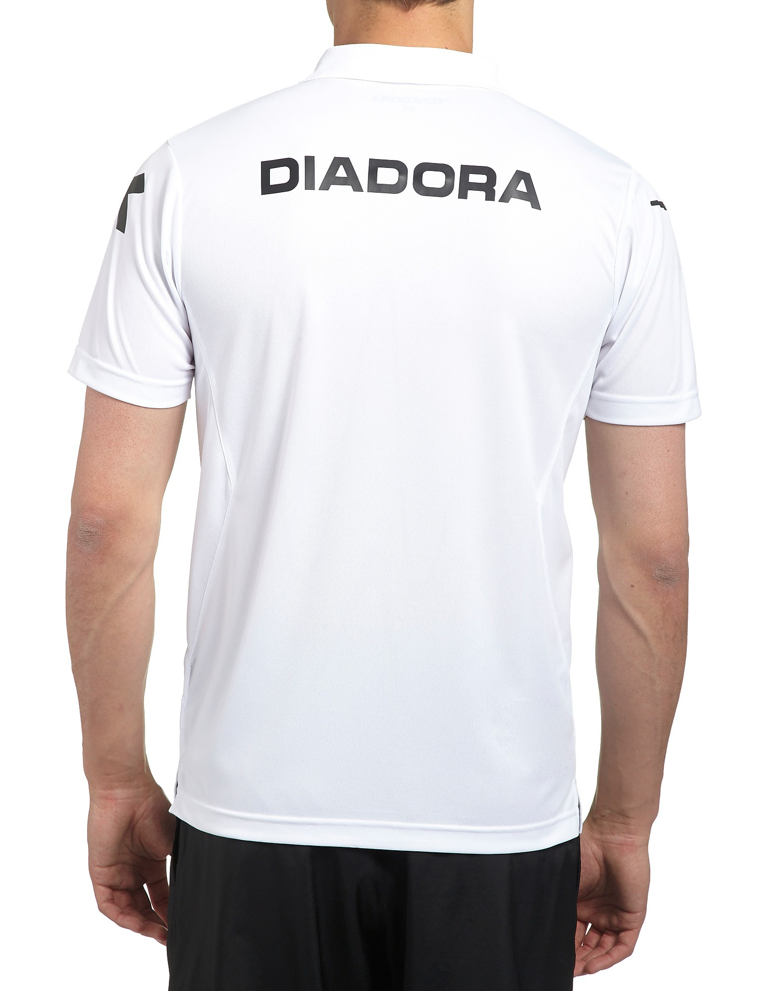 Diadora St Mirren 2013/14 Polo Shirt