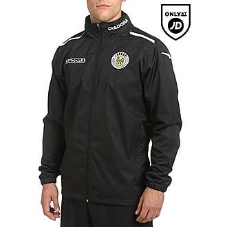 Diadora St Mirren 2013/14 Shower Jacket