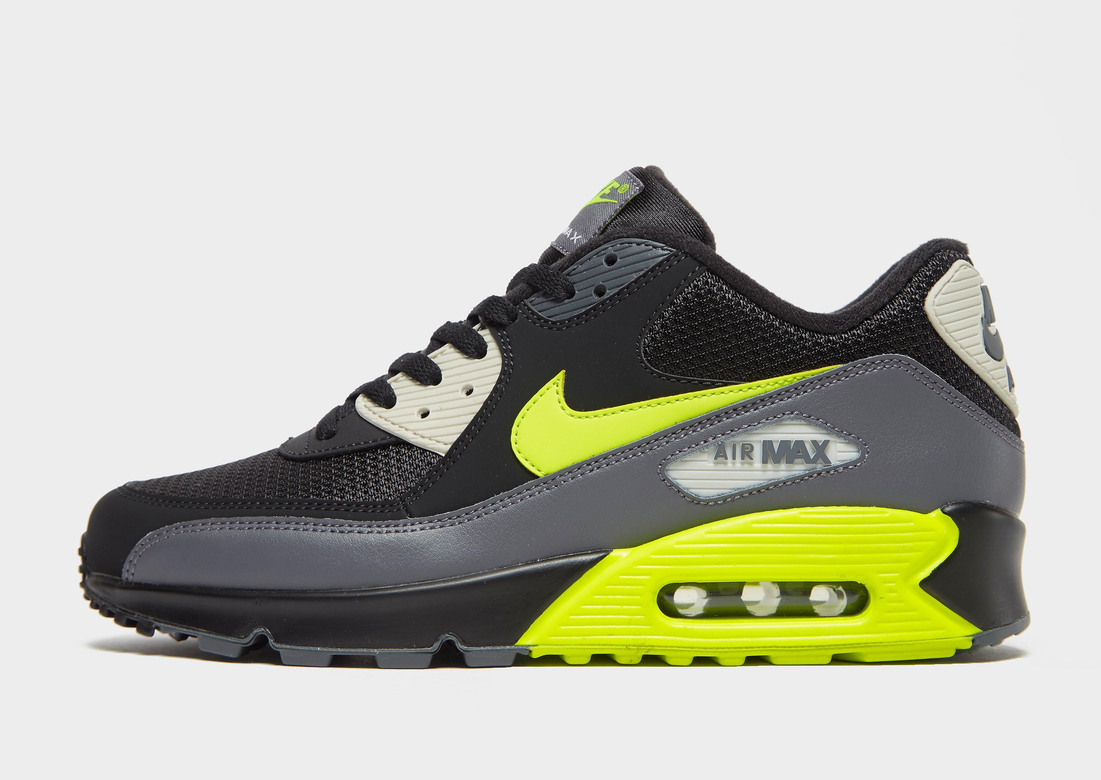 Nike Air Max 90 Essential OG Heren - Zwart - Heren