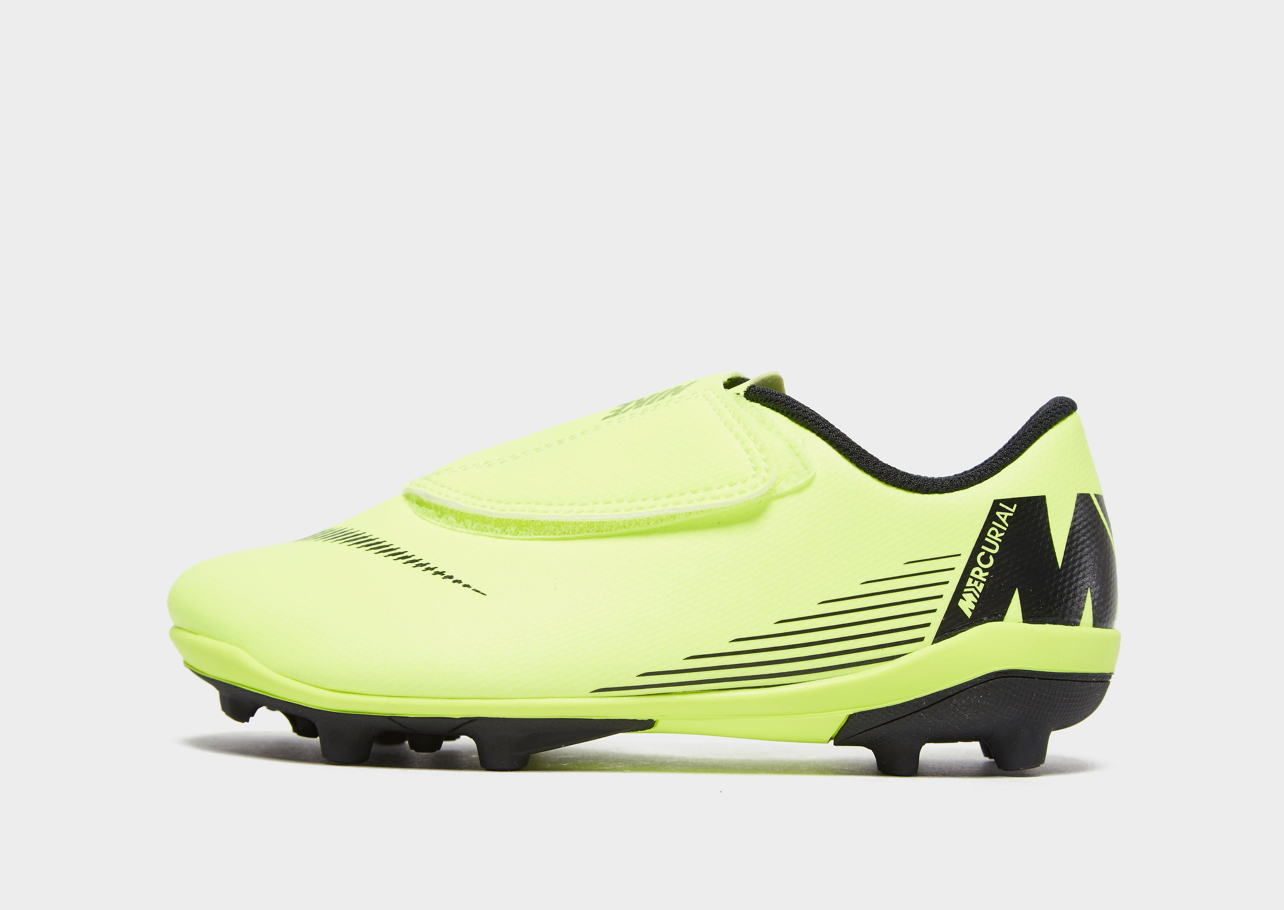 Nike Always Forward Mercurial Club MG Children - Geel - Kind