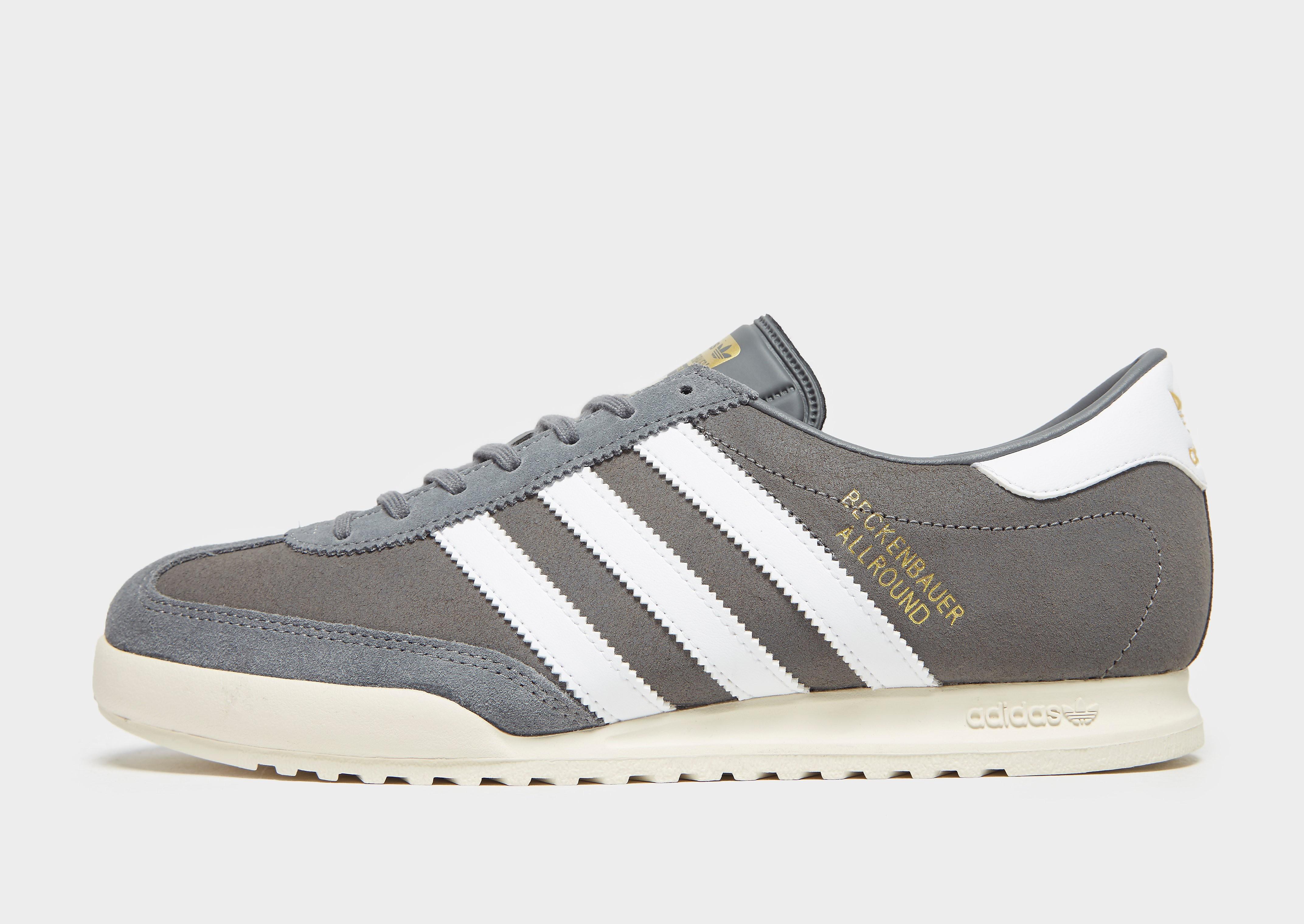 adidas Originals Beckenbauer Heren - alleen bij JD - Grijs - Heren