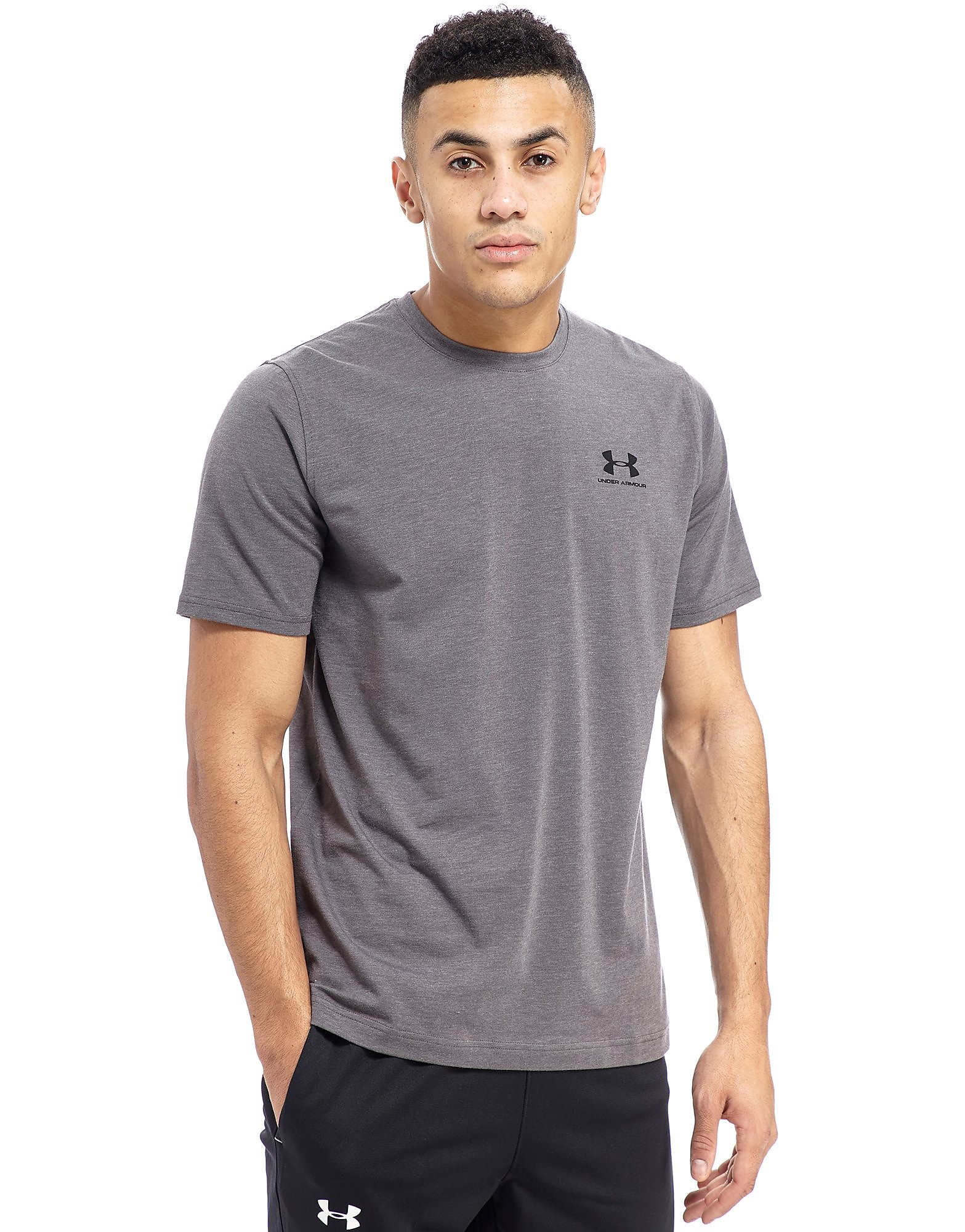 Under Armour T-shirt i Charged Cotton