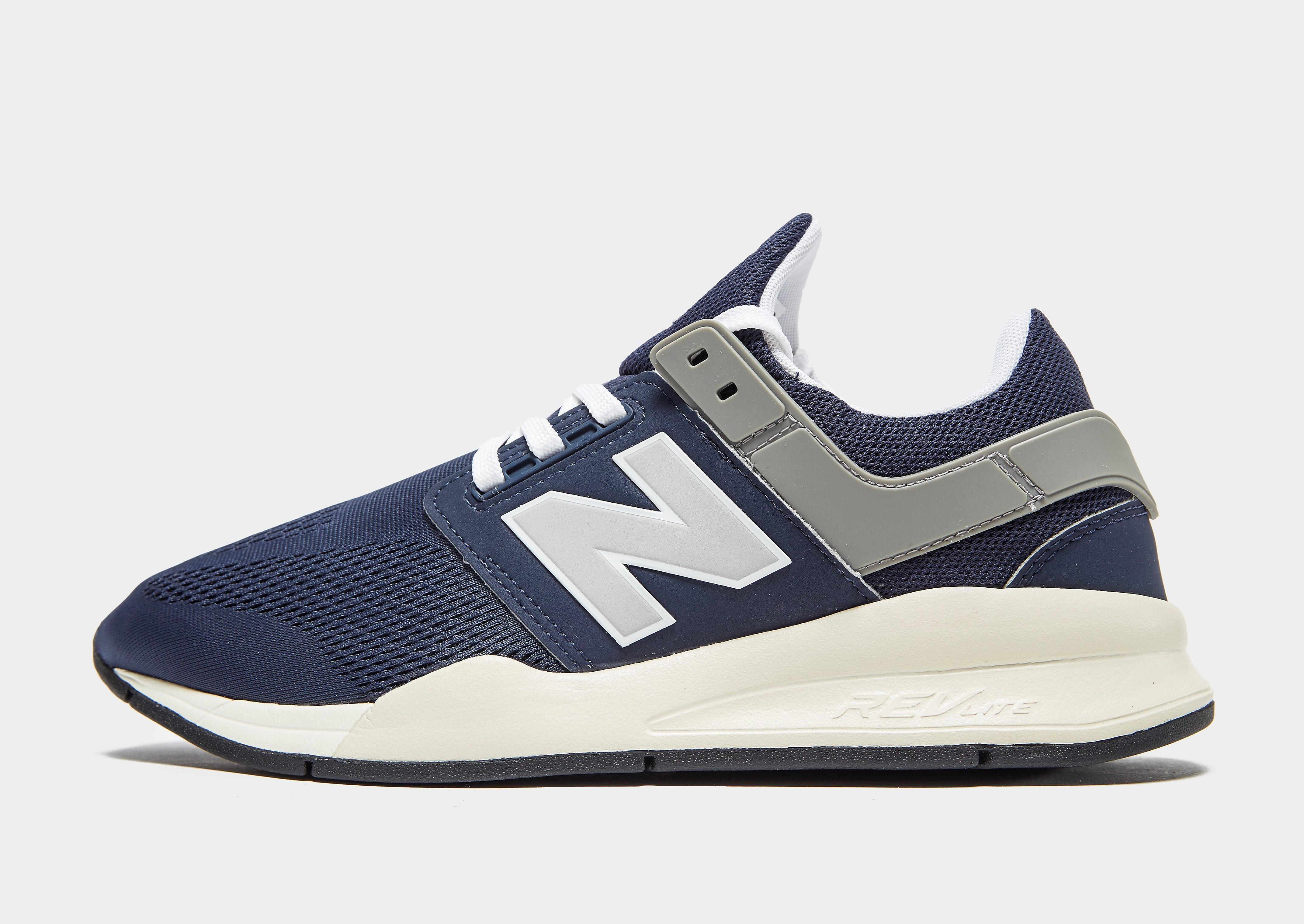New Balance 247 - Blauw - Heren