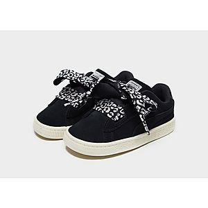PUMA Suede Heart Lux Infant PUMA Suede Heart Lux Infant 08db45d0c