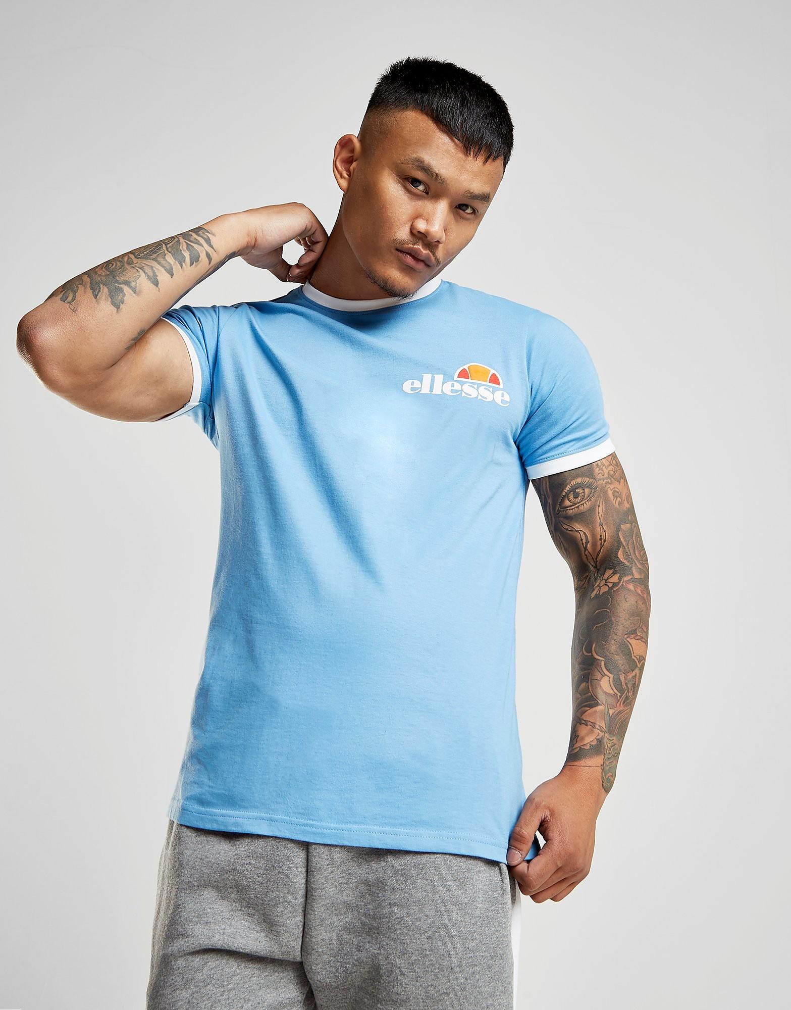 Ellesse Agrigento Ringer T-Shirt