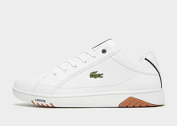 0704e20b2cc8 Lacoste Deviation II - White - Mens