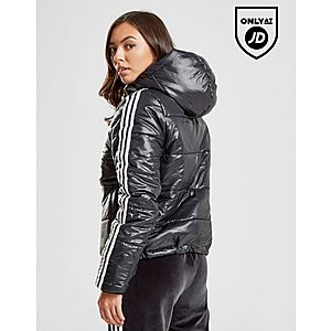 5dd8a2bc80fef ... adidas Originals 3-Stripes Oversized Padded Jacket
