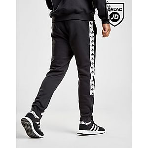 finest selection 79ec7 c011e adidas Originals Tape Fleece Track Pants adidas Originals Tape Fleece Track  Pants