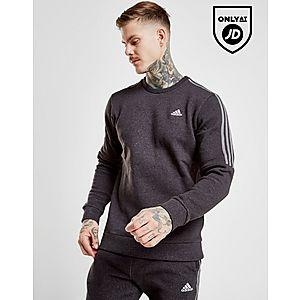 46e78fad3f792 adidas Essential Crew Sweatshirt ...