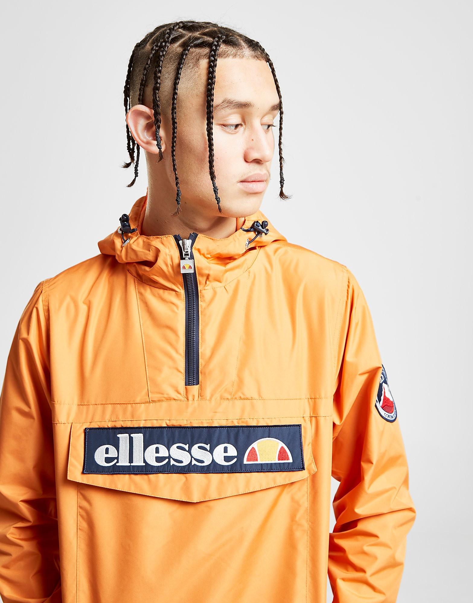Ellesse Monaria Jacket - Oranje - Heren
