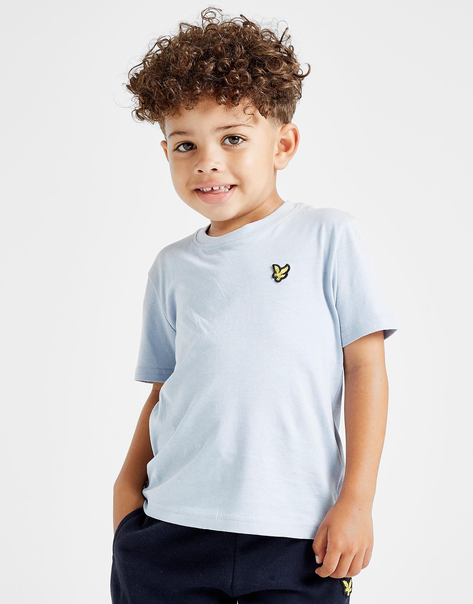 Lyle & Scott Logo T-Shirt Kinderen - Blauw - Kind