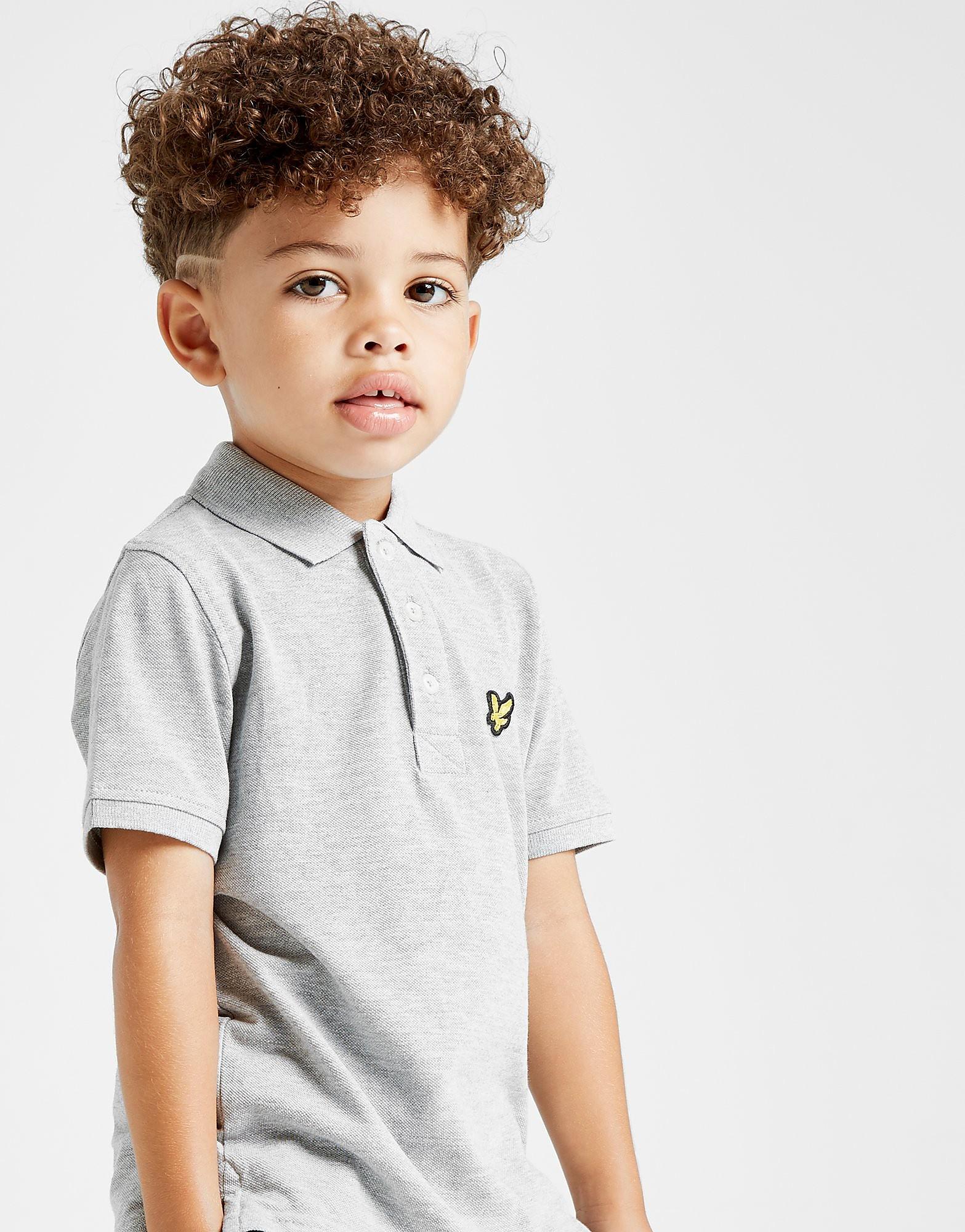 Lyle & Scott Logo Polo Shirt Children - Grijs - Kind