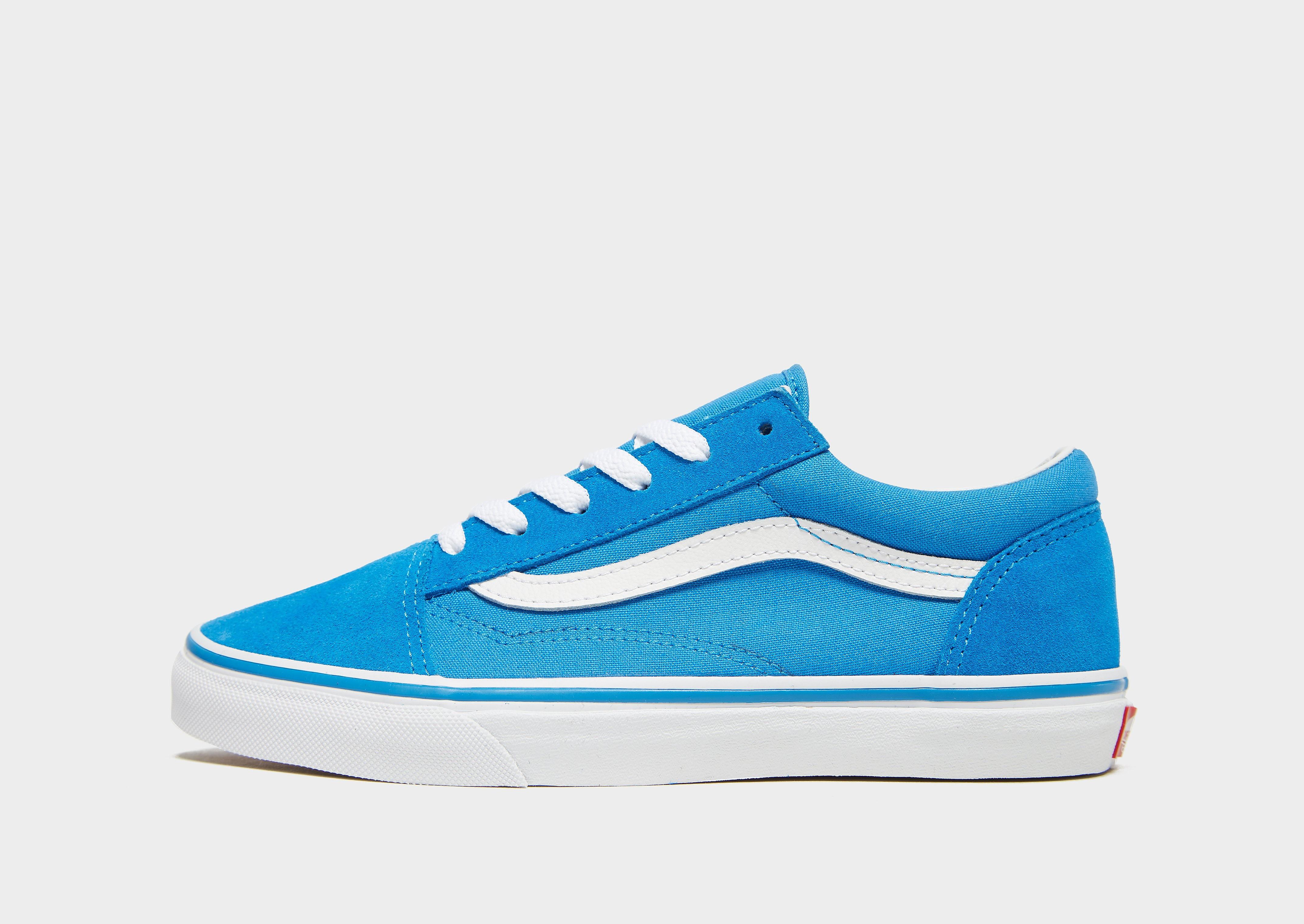 Vans Old Skool Junior - Blauw - Kind