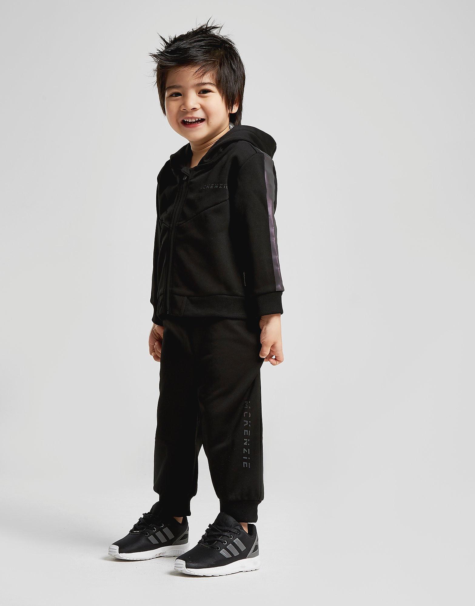 McKenzie Micro Ryker Full Zip Suit Infant - alleen bij JD - Zwart - Kind