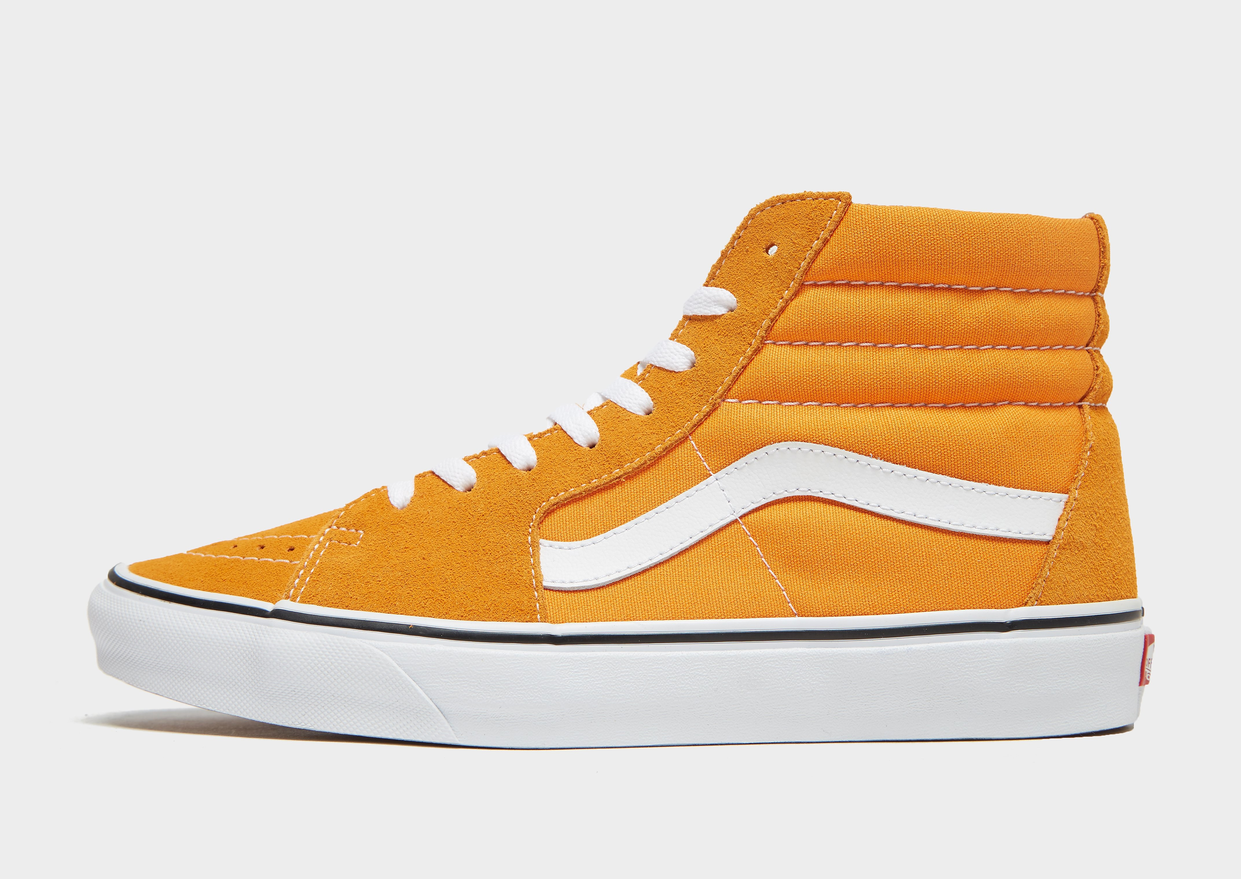 Vans Sk8-Hi Heren - Oranje - Heren