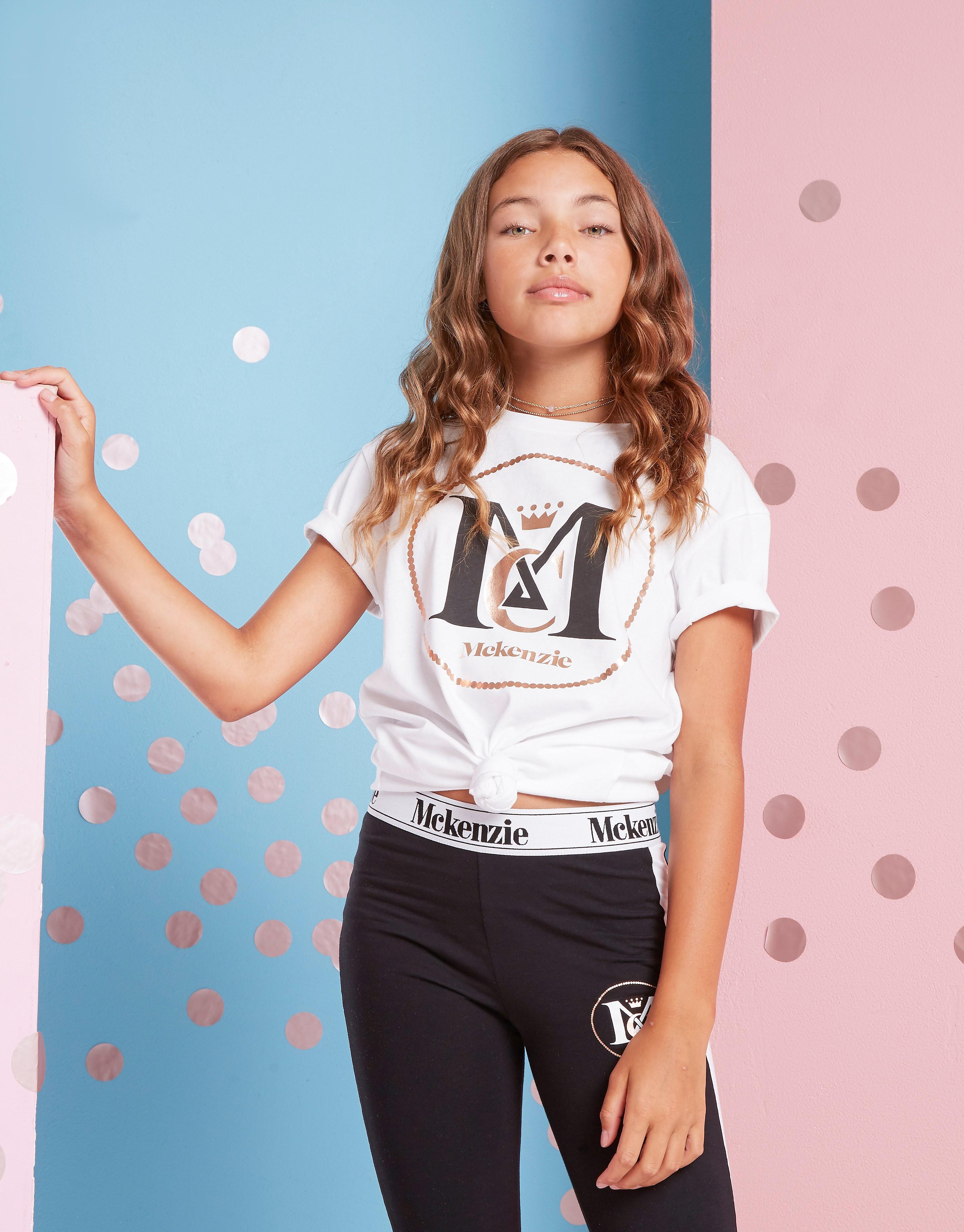 McKenzie Girls' Lula T-Shirt Junior - Wit - Kind